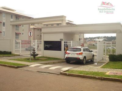 Apartamento Residencial À Venda, Cachoeira, Araucária. - Ap0178