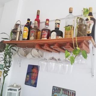 Estante Copero Ideal Barra Botellas