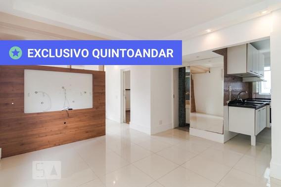 Apartamento No 3º Andar Com 1 Dormitório E 1 Garagem - Id: 892992978 - 292978