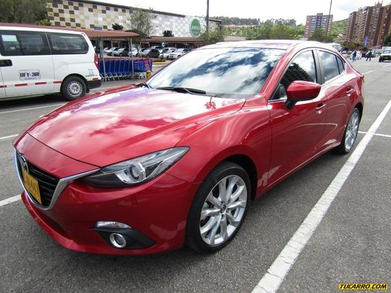 Mazda Mazda 3 Grand Touring Tp 2000cc Aa Ct