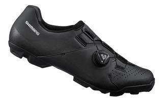 Sapatilha Shimano Xc3 Sh-xc300 Sistema Boa Pedal Clip Preta