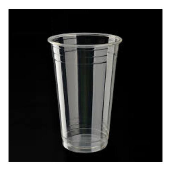 500 Pzs Vaso Claro 10 Oz Pla Biodegradable