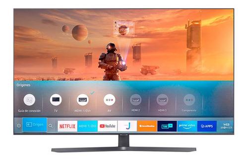 Tv Smart Crystal Uhd 4k 55 Tu8500 Samsung