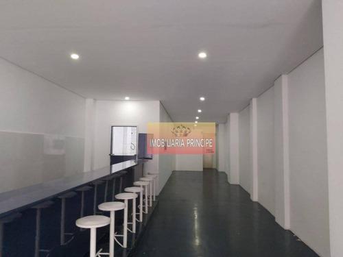 Loja, 160 M² - Venda Por R$ 540.000,00 Ou Aluguel Por R$ 3.700,00/mês - Vila Buarque - São Paulo/sp - Lo0019
