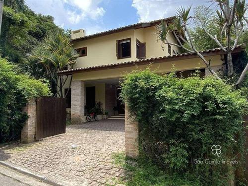 Imagem 1 de 30 de Casa Com 3 Dormitórios À Venda, 397 M² Por R$ 1.980.000 - Aldeia Da Fazendinha -  Granja Viana - Carapicuíba/sp - Ca0299