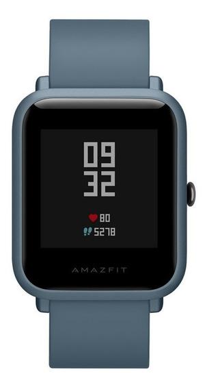 Reloj Inteligente Xiaomi Amazfit Bip Lite Azul Xiaomi