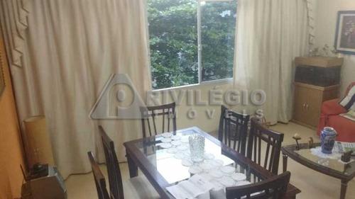 Imagem 1 de 25 de Apartamento À Venda, 3 Quartos, 1 Suíte, 1 Vaga, Copacabana - Rio De Janeiro/rj - 17563