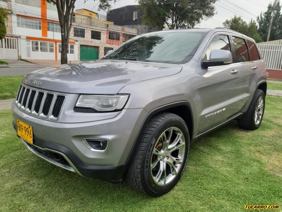 Jeep Grand Cherokee Limited Srt6 3.6 L Usa 4x4