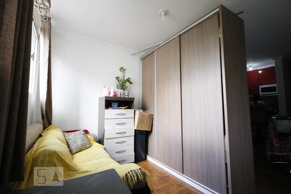 Apartamento Para Aluguel - Santa Cecília, 1 Quarto, 34 - 893008077