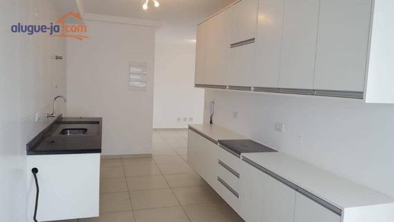 Apartamento Para Alugar, 80 M² Por R$ 2.200,00/mês - Jardim Aquarius - São José Dos Campos/sp - Ap5091