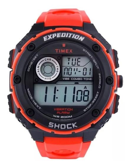 Reloj Timex Expedition Alarmas Vibratorias!!
