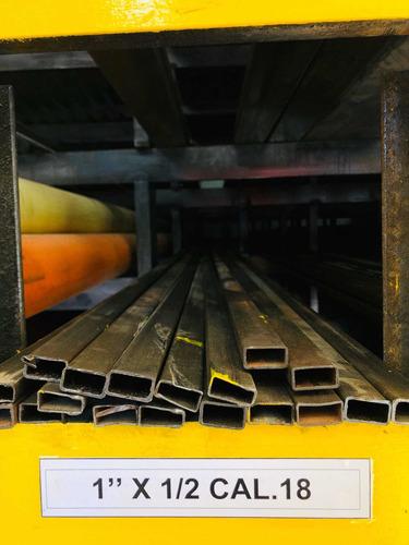 Tubo 1 X 1/2 Cal. 18 X 6mts