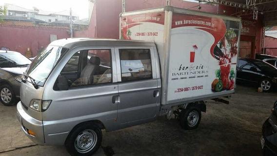 Hafei Towner Junior Cab. Dupla Bau