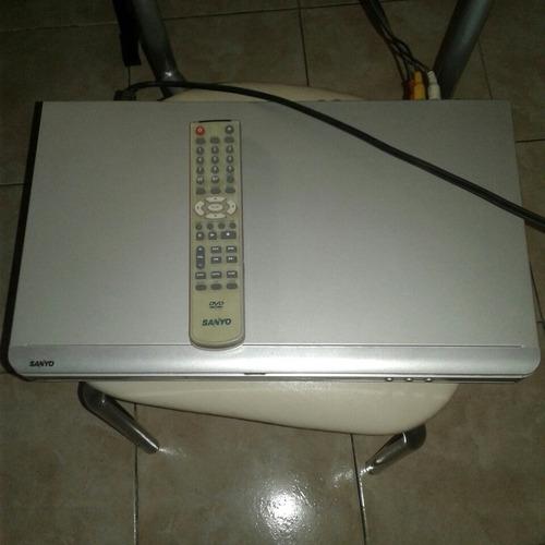 Reproductor De Dvd Sanyo  9205