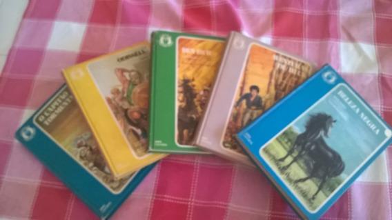 Clássicos Da Literatura Juvenil 35 Volumes