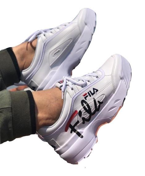 Zapato Deportivo Fila Unisex