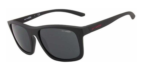 Oculos De Sol Arnette Complementary Preto Fosco Novo!