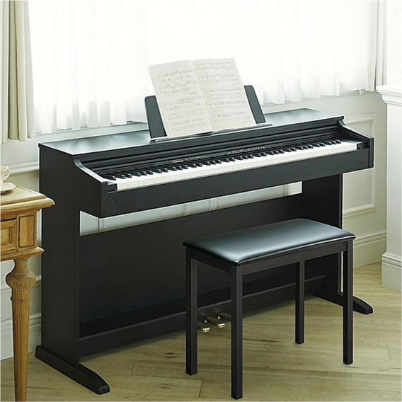 Piano Celviano 88 Teclas Ap270 Con Pedales Y Asiento. Nuevo