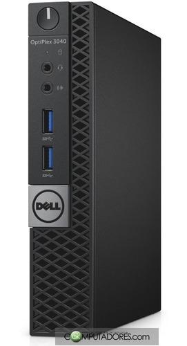 Imagem 1 de 2 de Computador Dell Mini 3040m I5 8gb Ssd120gb Hdmi Win10 Pro