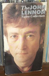 John Lennon Vhs The John Lennon Video Collection