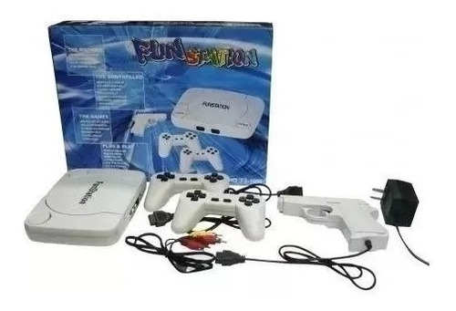 Consola Poly Station Super Game 2 Controles