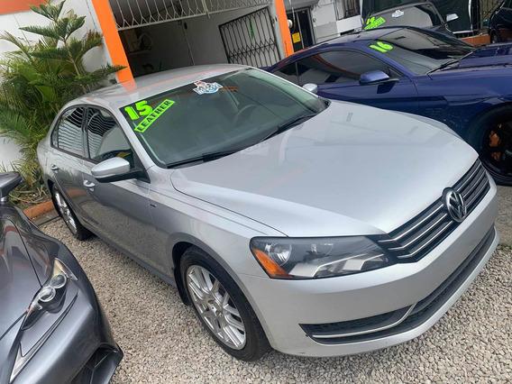Volkswagen Passat Passat 2015