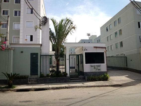 Apartamento Em Monte Castelo, São José Dos Campos/sp De 47m² 2 Quartos À Venda Por R$ 165.000,00 - Ap586389
