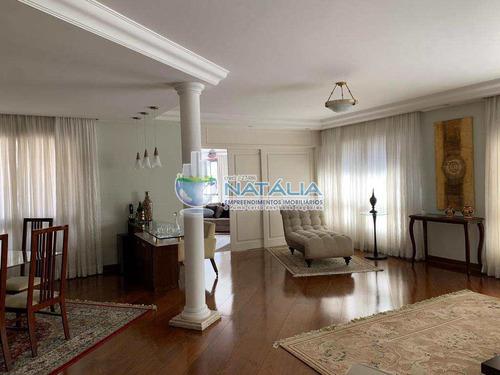 Apartamento Com 4 Dorms, Santana, São Paulo - R$ 2.44 Mi, Cod: 63813 - V63813