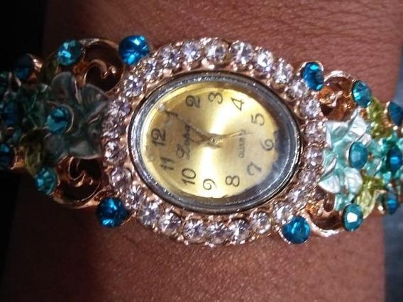 Kit 10 Relógios De Luxo