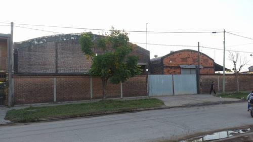 Espectacular Predio Industrial Zona Urbana Resistencia!