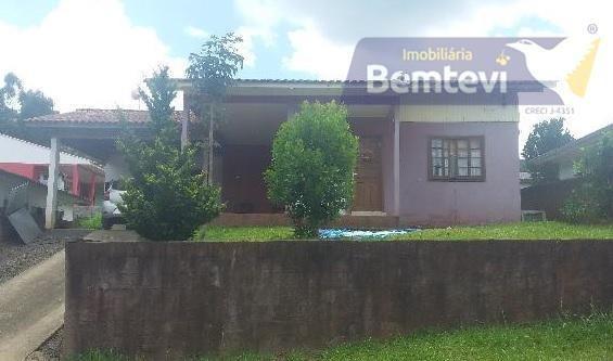 Casa Residencial À Venda, Centro, Macieira. - Ca1297