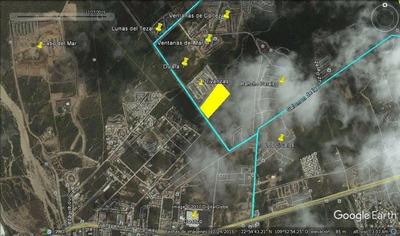 Lote 37,450 M2 Para Desarrollo Residencial / Comercial