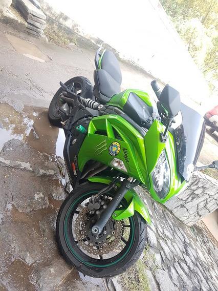 Kawasaki Ninja 650r 2013
