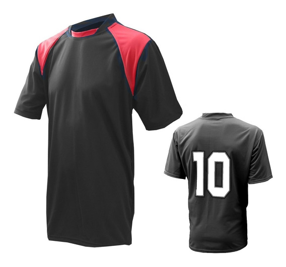 Camisa De Futebol , Camisa Personalizado Esportiva -kit 10pc