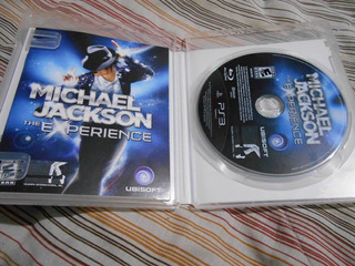 Michael Jackson The Experience Ps3 Move Juegos Mandos