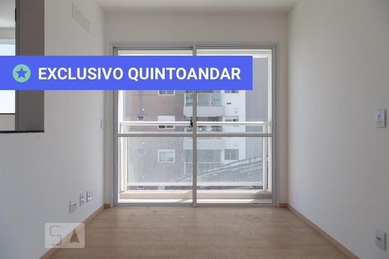 Apartamento No 3º Andar Com 2 Dormitórios E 1 Garagem - Id: 892970936 - 270936