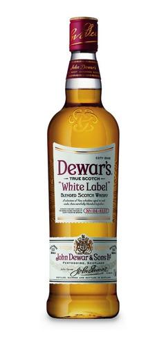 Whisky Dewars White Label 8 Anos 750ml