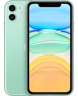 Apple iPhone 11 Dual 64gb Verde Desbloq Garanti Nf Semi Novo