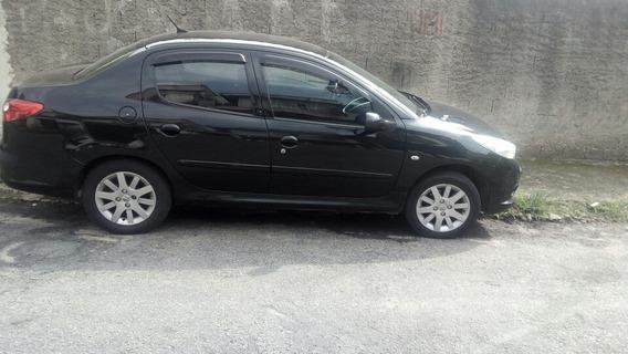 Peugeot 207 Passion 1.6 16v Xs Flex Aut. 4p 2009
