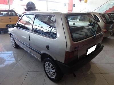 Fiat Uno Mille 1.0 Sx Prata