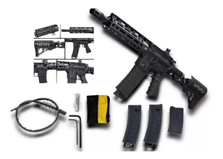 Tmc Elite Tippmann Marcadora Gotcha Paintball Pistola Magfed