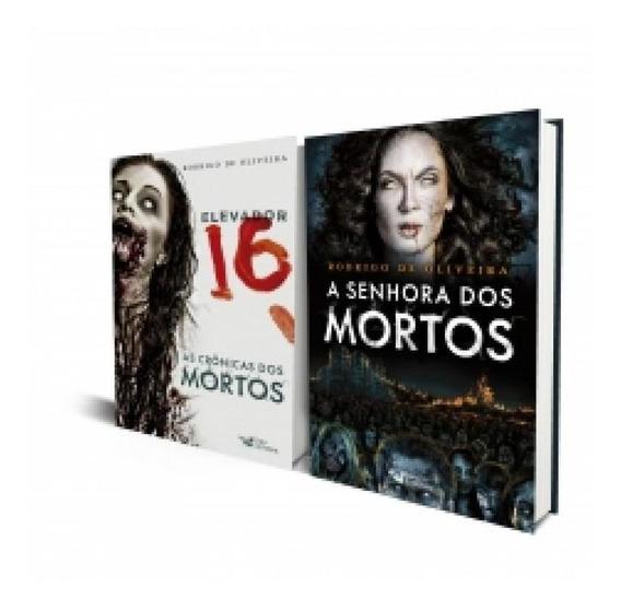 Box A Senhora Dos Mortos E Elevador 16 - Edicao Especial - F