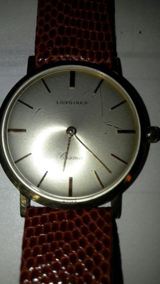 Reloj Longines 10k 200