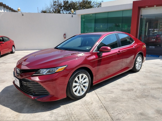 Toyota Camry 2.5 Le 2018 At Rojo