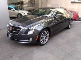 Cadillac Ats Coupé 2.0 T 2018. Nuevo