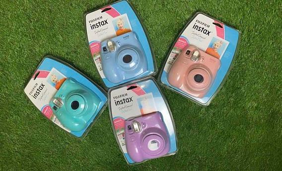 Cámaras Polaroids Instax
