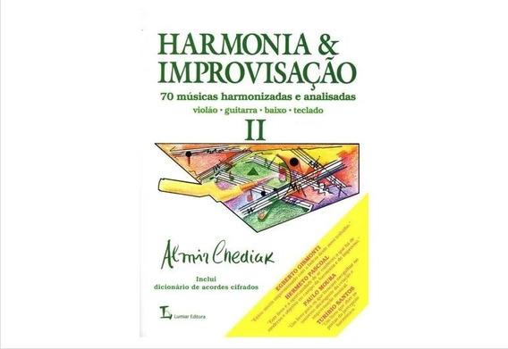 Harmonia E Improvisação - Vol. Ii