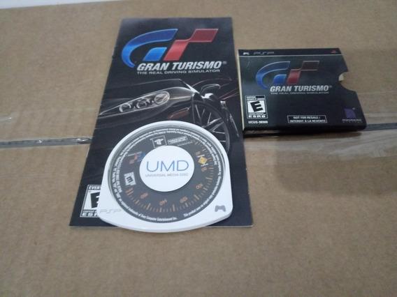 Polyphony Gran Turismo Sony Psp