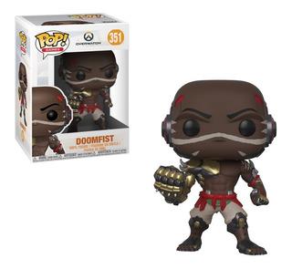 Funko Pop! Overwatch: Doomfist #351