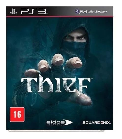 Jogo Thief - Ps3 Midia Fisica
